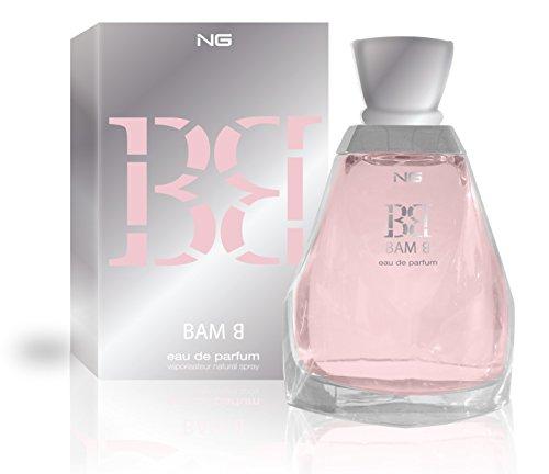 BAM B 100 ml Eau de Parfum en flacon vaporisateur Smells like Gucci en bambou