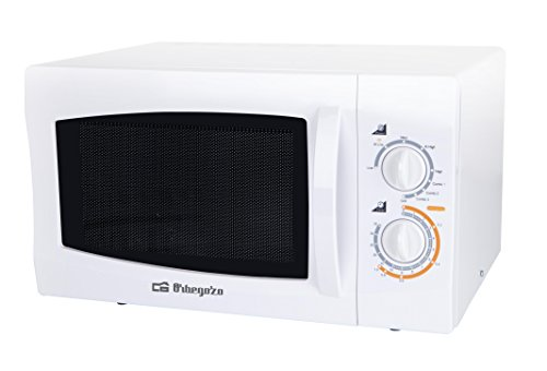 Orbegozo MIG 2322 2322-Microondas, 23 l, 5 Niveles, 800 W, 23 litros,...
