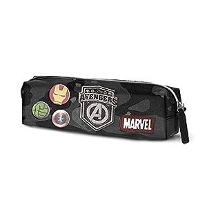 Karactermania Avengers Defend-astuccio Portatutto Quadrato HS Estuches 22 Centimeters Multicolor (Multicolour)