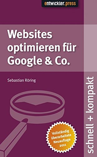 Websites optimieren für Google & Co