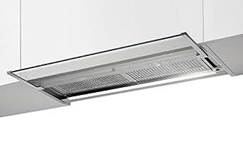 AEG X89264MP1 Built-in cooker hood 647m³/h A Acier inoxydable - hottes (647 m³/h, recirculation, A, B, D, 61 dB)