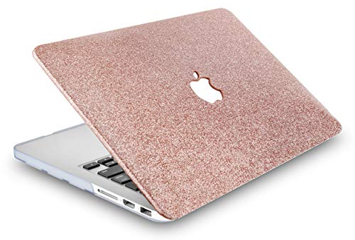 "Rigida Cover Protettiva per MacBook Air 13.3 {A1932} 2019//2018, Touch ID KECC MacBook Air 13/"" Retina Custodia Case Marmo Bianco Rosa"