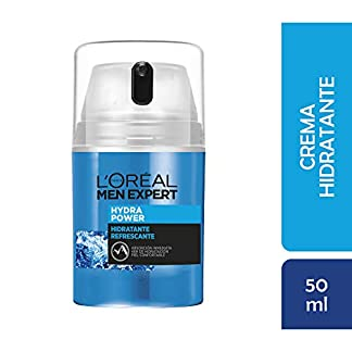L'Óreal Paris Men Expert Hydra Power – Gel Hidratante Refrescante, 50 ml