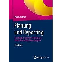 Planung und Reporting: Grundlagen, Business Intelligence, Mobile BI und Big-Data-Analytics