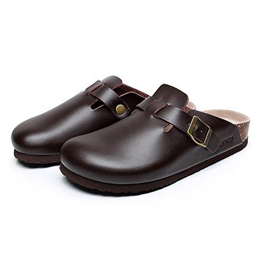De Blanco Zapatillas Brown Pareja Gran Para Zhangrong 39 Masculina Podría Caminar Tamaño color Corcho OqwYqSgPZ