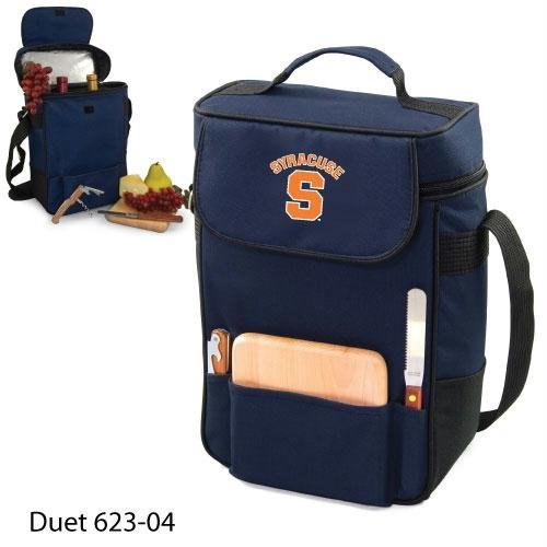 syracuse-university-embroidered-duet-tote-navy-by-picnic-time