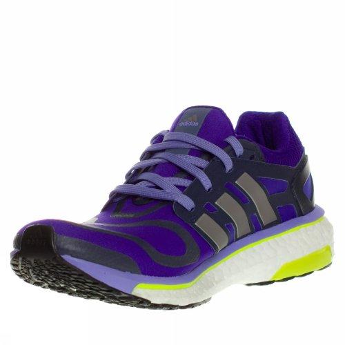 Adidas G97560 Energy Boost Basket de jogging Violet
