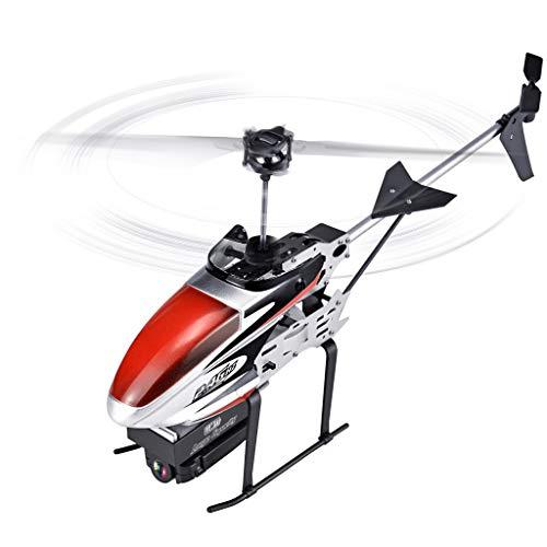Bescita6 2,4 GHz 3.5CH RC 0.3MP WiFi Drohne Kamera FPV RC Hubschrauber Quadcopter Ferngesteuerter Hubschrauber mit Luftdruck-Echtzeit-Luftbildfotografie (300.000 Pixel) (blau B)