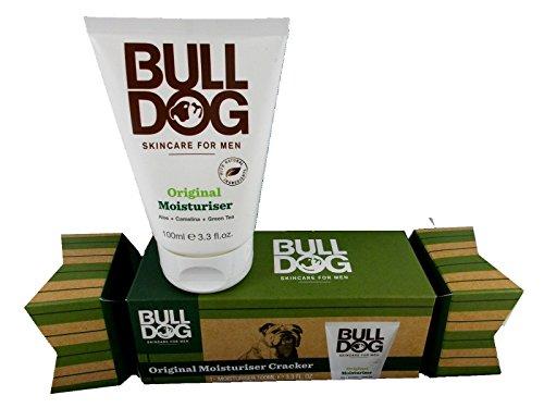 Bulldog Original Feuchtigkeitscreme 100ml Cracker Weihnachten Set
