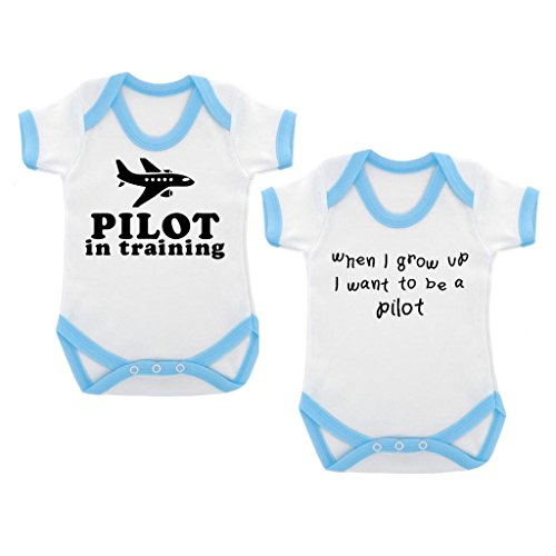2er-pack-pilot-in-training-when-i-grow-up-baby-bodys-mit-blau-kontrast-trim-schwarz-print-gr-68-weis