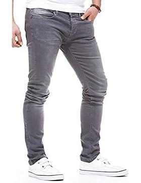 LEIF NELSON Herren Jeans Jeanshose LN1051