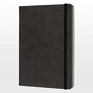 PARETO® PLANER | Undatierter Kalender mit Notizbuch-Teil | Bringt Ordnung in dein Leben | Für mehr Struktur, Erfolg und Produktivität | A5