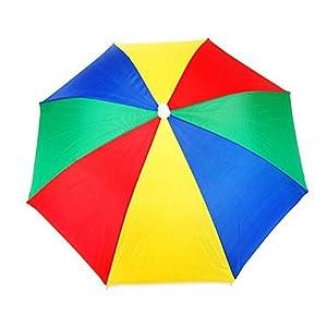 WMA Golf Fishing Camping Novelty Headwear Cap Umbrella Hat