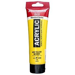 Unbekannt Amsterdam Standard Acrylic Paint 120ml-Azo Yellow Medium