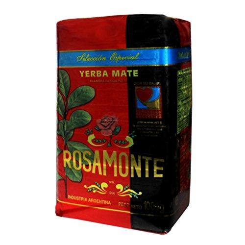 Yerba Mate 1kg Rosamonte Especial (con tallos) (3x1kg)