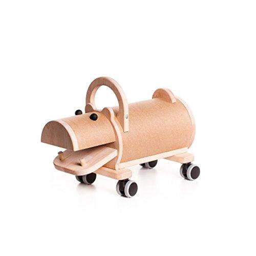 Rutsch Hippo - Rutscher Sitzroller