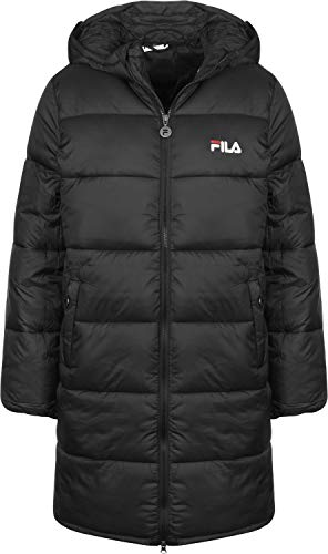 Fila Chubasquero Largo Zia W Color Black