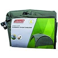 Coleman - Parasol para carpa de eventos, color gris/verde, 15 x 15 pies (4.57 x 4.57 m)