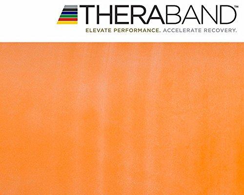 Thera-Band TheraBand 3.0m Gymnastikband Übungsband NEU&OVP (GOLD)