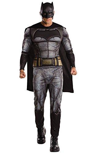 Official Adult DC Justice League Batman Costume for Men