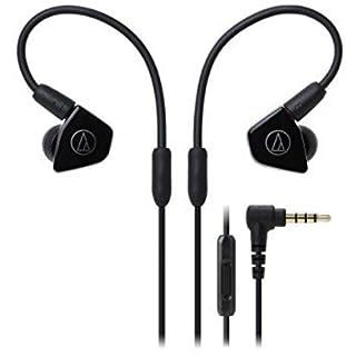 Audio-Technica ATH-LS50iS Live-Sound In-Ear-Kopfhörer schwarz