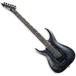 ESP LMH1000ETFMSTBLKLHLTD MH-1000 Guitare électrique 6 cordes pour gaucher Noir