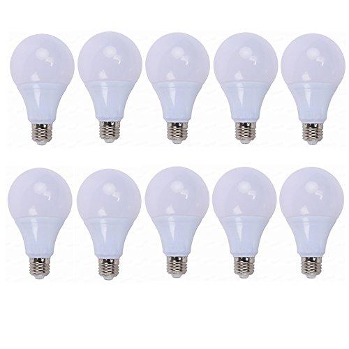 Lampadine 12V 24V LED Lampadine E26 E27 12vdc 24vac Bassa tensione Edison AC DC Vite In Lampadine Per Off Grid Illuminazione solare Marine Boat RV 12V 24v Per Camper 10pcs Lampadina a candela LED