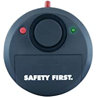 KH Sécurité Safety First 100111Verre Break Alarme Noir