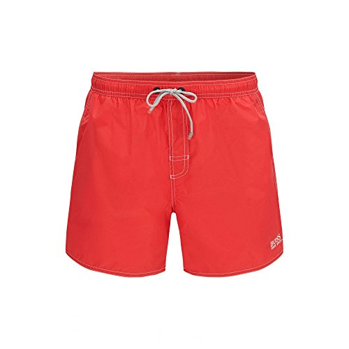 hugo-boss-mens-swim-shorts-in-lobster-style-red-large