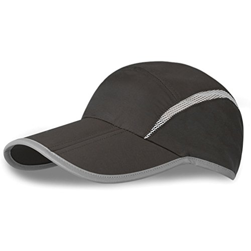 GADIEMENSS Quick Dry Sports Hat Lightweight Breathable