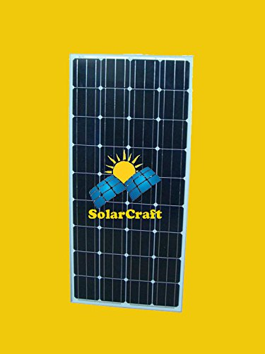 100Watt 12V polycristallins Photovoltaik PV Schilder Solar Energie Soleil