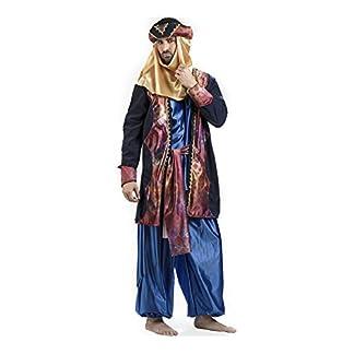 Limit Sport- Disfraz Tuareg Omar, XL (MA008)