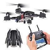 Best Los helicópteros rc con las cámaras - ZMM Drone con HD 1080p cámara Gyro Flotante Review