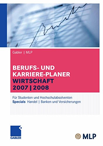 read gabler mlp berufs und karriere planer wirtschaft 2007 2008 f r studenten und. Black Bedroom Furniture Sets. Home Design Ideas