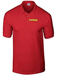 T-Shirtshock - Polo WC0103 PORTOGALLO PORTUGAL