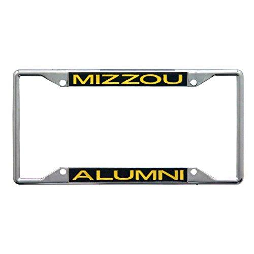 Wincraft Missouri S02632 LIC PLT Rahmen S/L, metallic (Plate Missouri License)