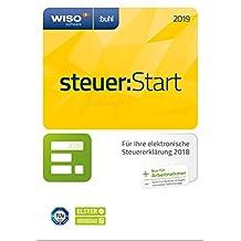 WISO steuer:Start 2019 (für Steuerjahr 2018 / Frustfreie Verpackung)