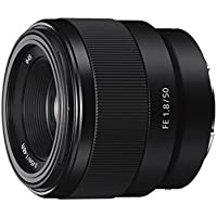 Sony SEL 50-F18F Objectif 50 mm Ouverture F1.8 pour Monture E Sony