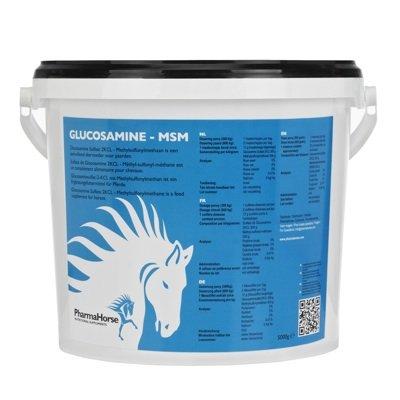 PharmaHorse Glucosamin & MSM Pferd 3000 Gramm