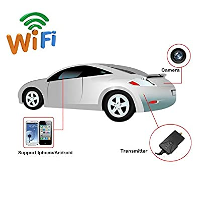 Auto-Wifi-Rckfahrkamera-Wasserdicht-Wireless-Echtzeit-Video-Transmitter-Receiver-Rckspiegel-Monitor-903W-AV-Schnittstelle-170–MINI-Auto-Kamera-Fr-IPhone-Android-Ipad
