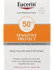 Eucerin Sun Fluid Mattifying SPF 50+, 50 ml