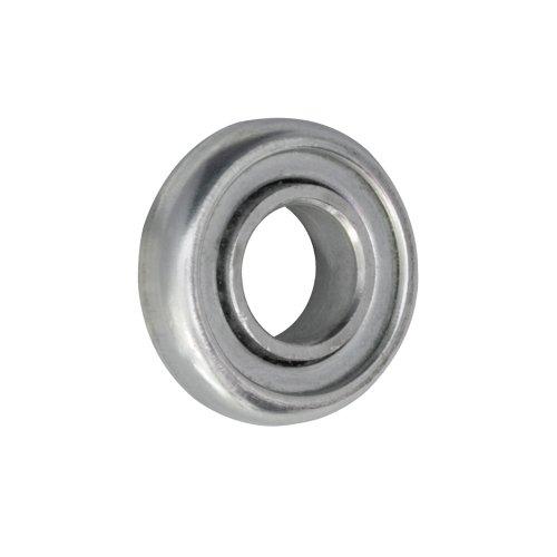 Preisvergleich Produktbild JAROLIFT Mini Kugellager 28 mm mit Bund (12 mm Innendurchmesser) - 5er Set
