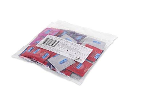 Durex Fun Explosion Kondome, aufregende Vielfalt für mehr Spaß, 40er Großpack (1 x 40 Stück) - Bild 3