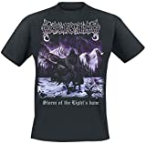 Dissection Storm of The Light's Bane T-Shirt Schwarz XL