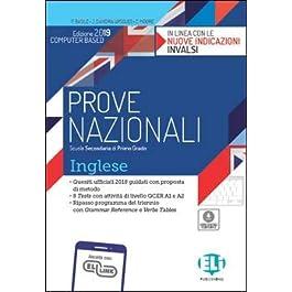 Prove nazionali. Inglese. Prove Invalsi. Per la Scuola media