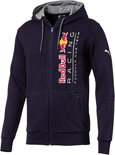 Sweatshirt à capuche zippé Puma Red Bull Racing