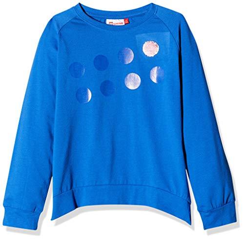 Lego Wear Mädchen Lego Girl Tanya 701 Langarmshirt, Blau (Blue 569), 134