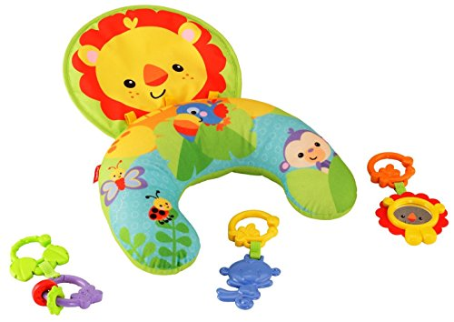 Fisher Price - Cojín Activity para bebés (Mattel Y6593)