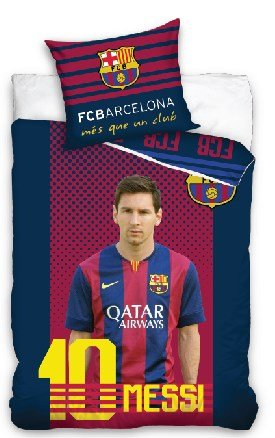 fc-barcelona-lionel-messi-single-duvet-cover-bed-linen-100-cotton-135x-200cm-bed-linen-with-zip-new-