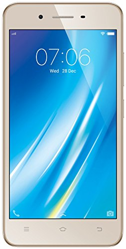 Vivo Y53 (Crown Gold, 16 GB) (2 GB RAM)